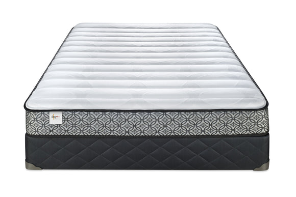 Sealy DRSG I Tight Top Set - For sale by Hotchkiss Home Furnishings. Visit us in Dartmouth, Fredericton and Grand Falls for Furniture, Mattresses, Appliances and more.