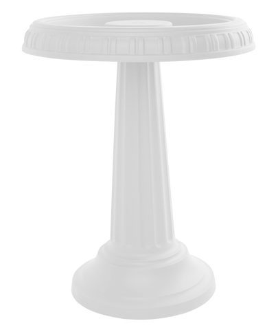 "Bloem Grecian Bird Bath with Pedestal 24"" x 19"""