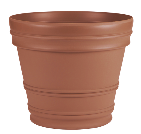 Bloem Rolled Rim Planter 22""