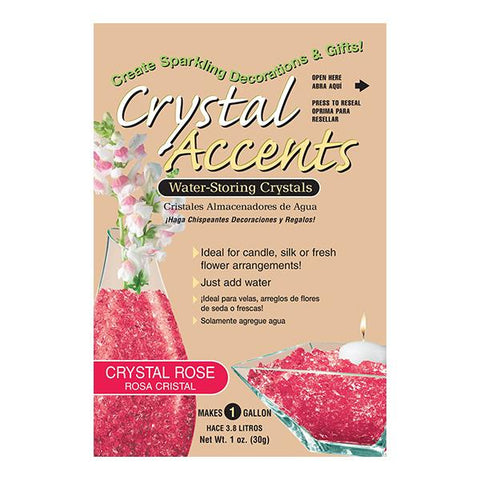 Soil Moist 1oz Crystal Accents One Color 25 Count