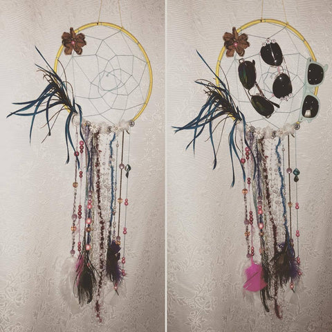 CraftAddicted Handmade Dreamcatchers Mya's Dream