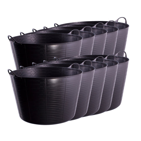 RED GORILLA Recycled Tub Extra Large 10 Pack