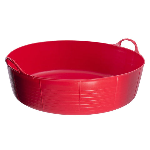RED GORILLA Tub Large Shallow