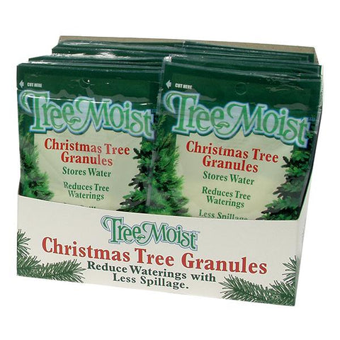 Soil Moist 1oz Tree Moist Bag 24 Count Shelf Display