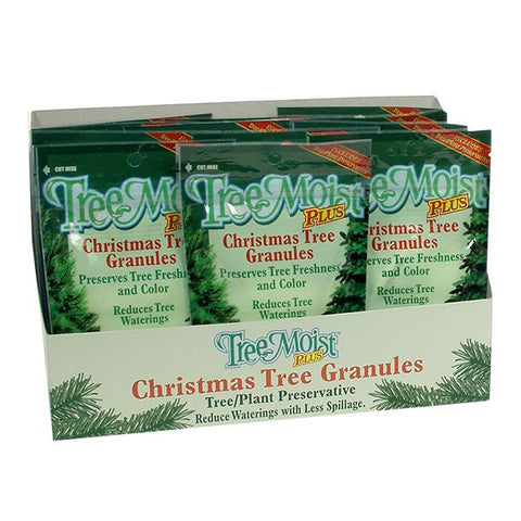 Soil Moist 2oz Tree Moist Plus Bag 24 Count Shelf Display