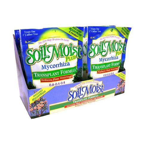 Soil Moist 3oz Transplant Bag 24 Count Shelf Display