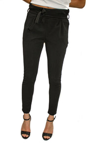 Trouser with bow - Manhers Fashion