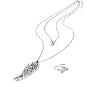 Angel Wing Necklace - Manhers Fashion