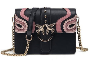 Birdcall Crossbody Bag - Manhers Fashion