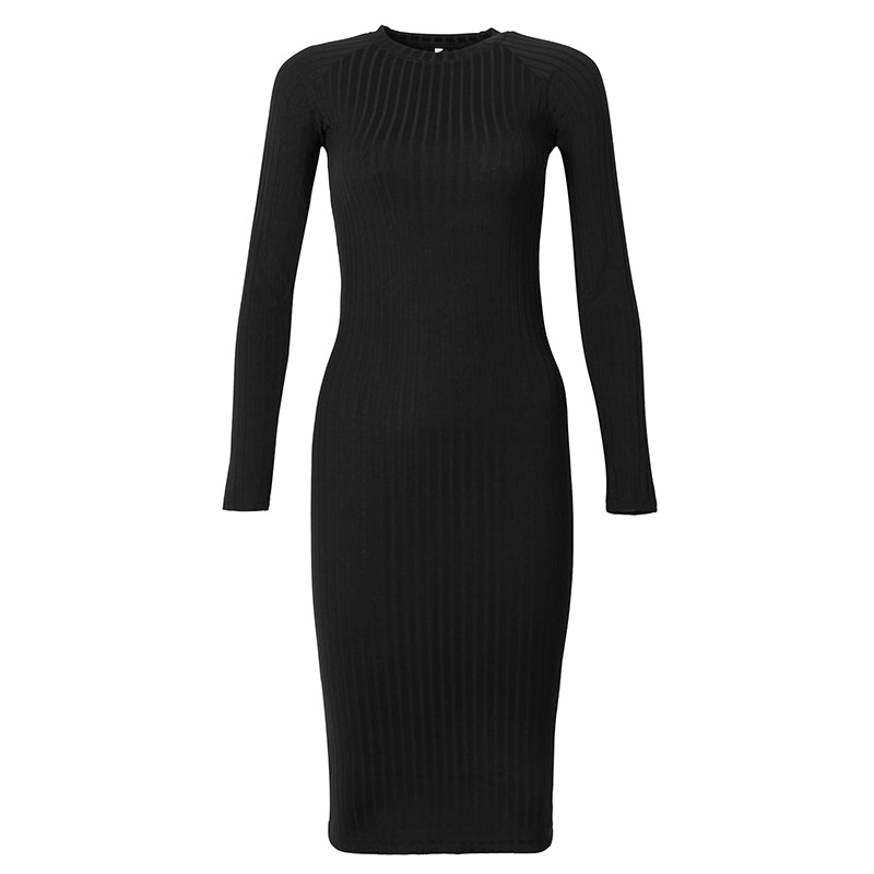 Robe Hip Dress - Manhers Fashion