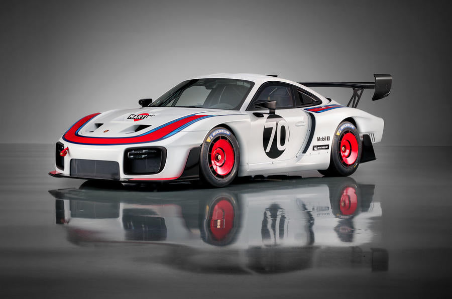 Porsche 935 Model Car Has Arrived!
