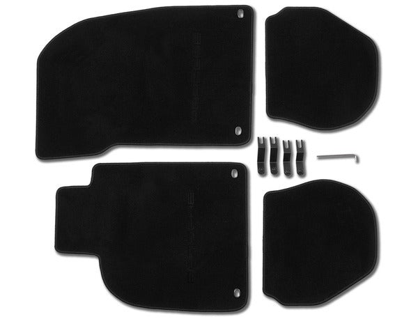 Porsche 911 OEM Genuine Classic Floor Mats for 964 and 993 models (1989 to 1998)