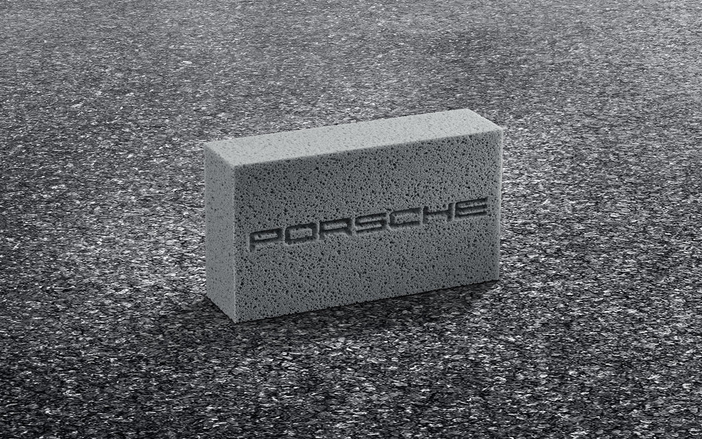 Porsche Tequipment Car Washing Sponge with PORSCHE logo