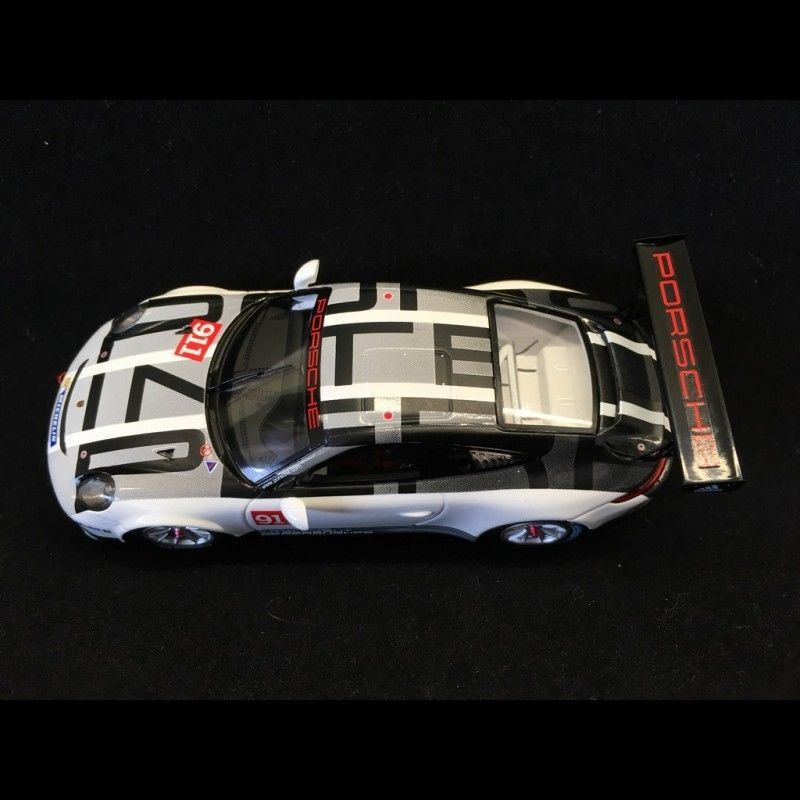 2017 Porsche 911 GT3 Cup (991.2) 1:43 Model Car - Intelligent Performance