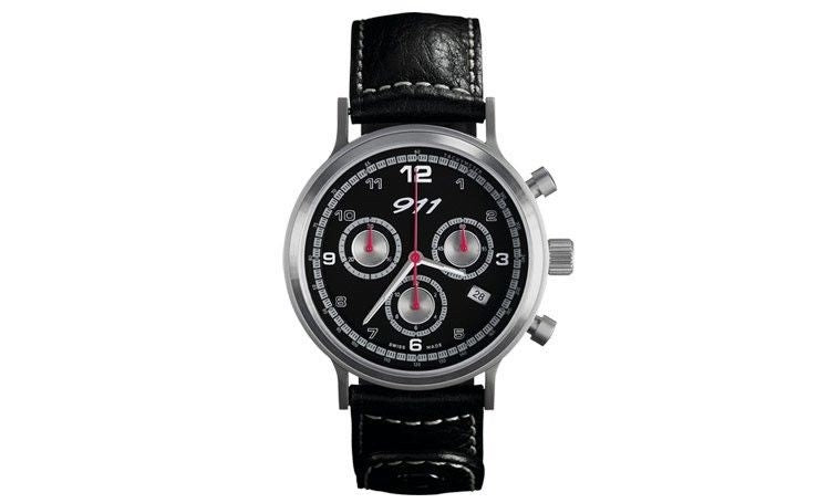 Porsche Driver's Selection Classic Ladies Chronograph Watch - 911 Collection