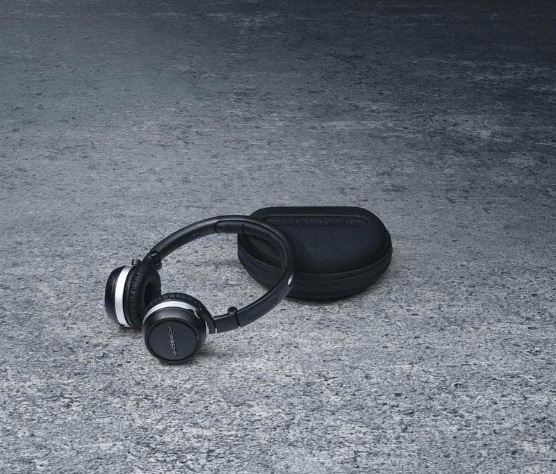 Porsche Tequipment OEM Bluetooth Headphones