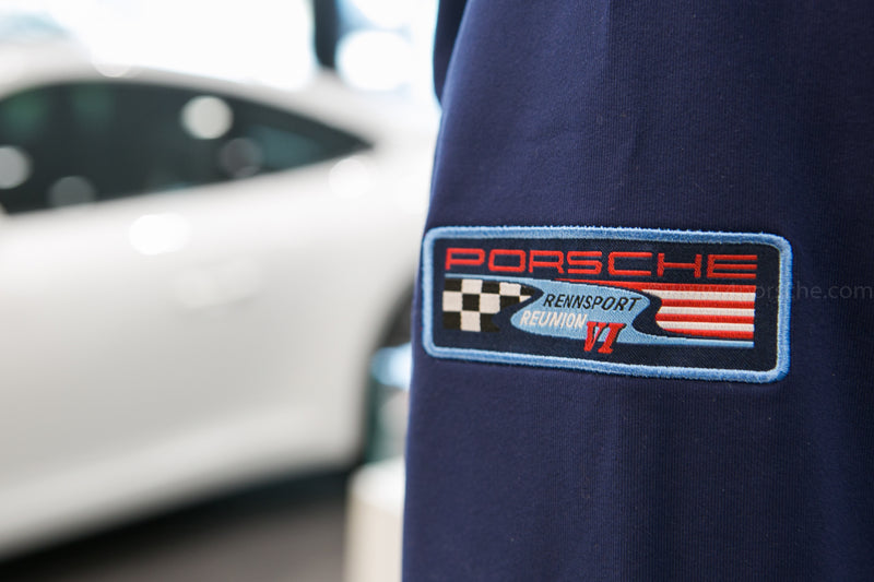 Porsche Driver's Selection 1/4 Zip-Up- Rennsport Reunion VI