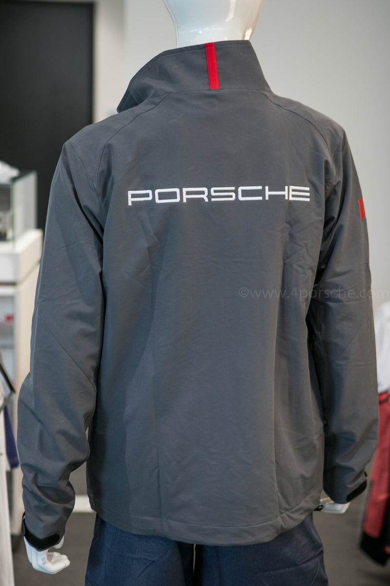 Porsche Driver's Selection Men's Softshell Jacket- Rennsport Reunion VI