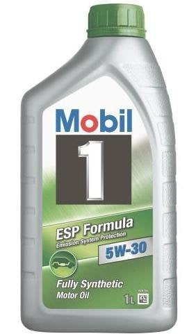 Mobil 1 5W30 ESP Fully Synthetic Motor Oil