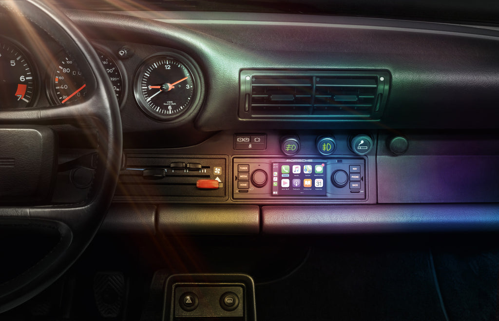 Porsche Classic Communication Management (PCCM) - Classic Radio