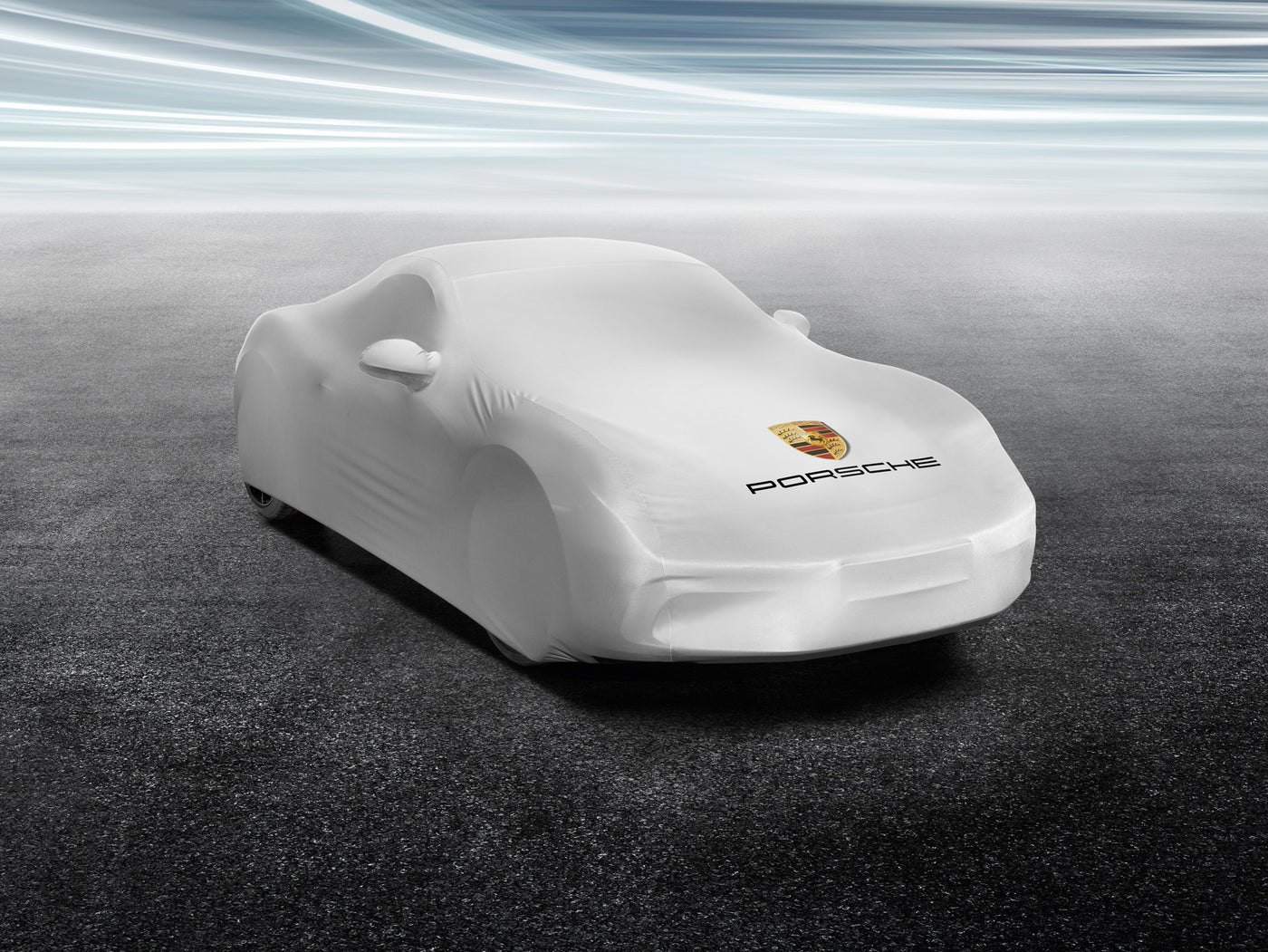 N/&A Black Car Cover Compatible with Porsche 718 Boxster 718 Cayman 718 Spyder 911 918 Spyder Boxster Carrera GT Cayman Macan Taycan Cayenne Color : Cayenne