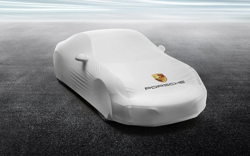 Porsche Tequipment Indoor Car Cover - for 991.2-generation 911 Carrera / S / 4S / GTS / T / GT3 Touring
