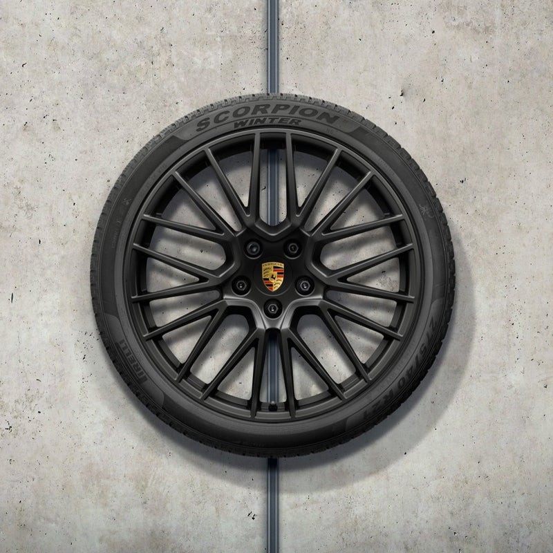 "21"" Cayenne E3 RS Spyder winter set - Black"