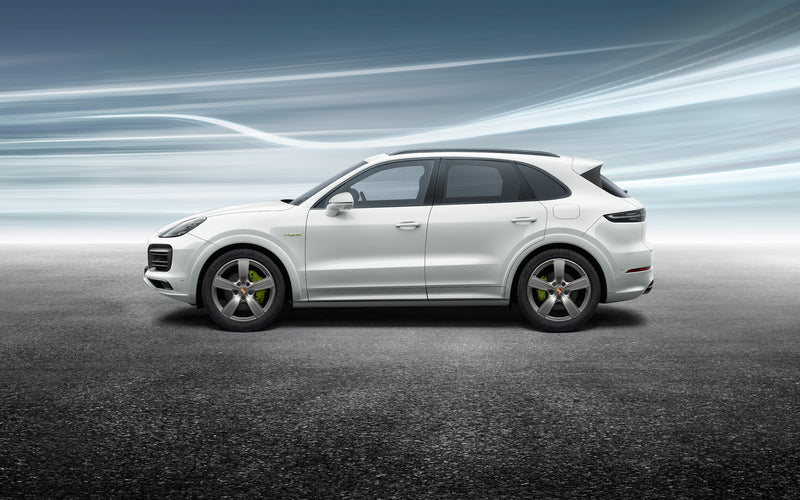 "20"" Cayenne E3 Sport Classic winter set - Platinum"