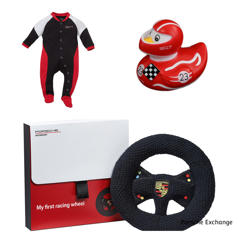 Porsche Driver's Selection Baby Gift Set