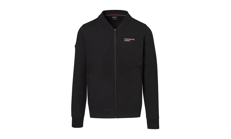 Porsche Driver's Selection Men's Sweat Jacket- Motorsport Collection