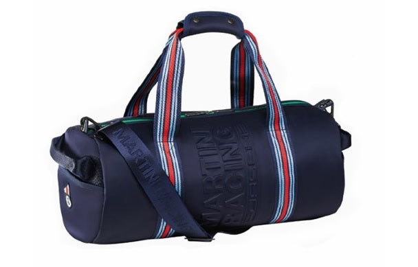 Porsche Driver's Selection Sports Bag - Martini Racing Collection