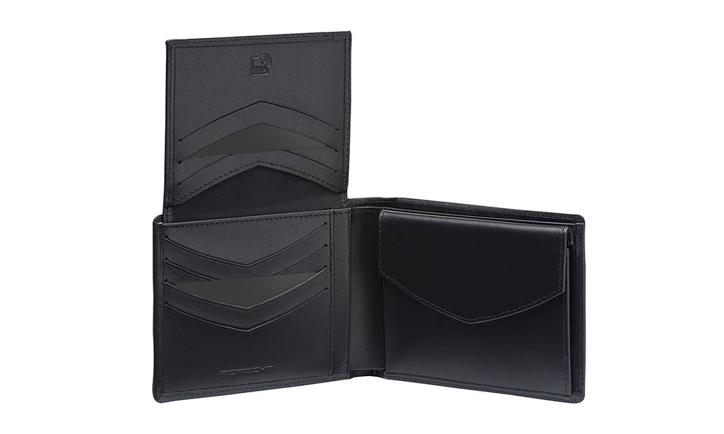 Porsche Driver's Selection Wallet W/ Coin Pocket