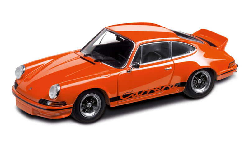 Porsche 911 Carrera RS 2.7 1:24 Model Car - Limited Edition (Blood Orange)
