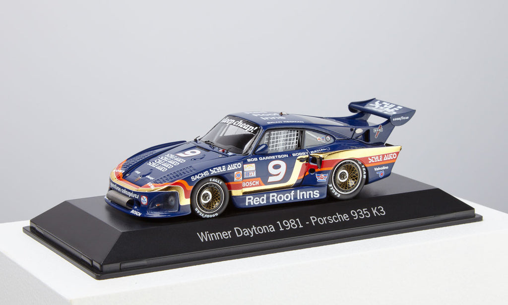 Porshce 935  K3 1:43 Model Car - 1981 Daytona Winner