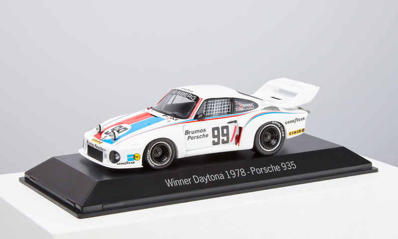 Porshce 935 1:43 Model Car - 1978 Daytona Winner