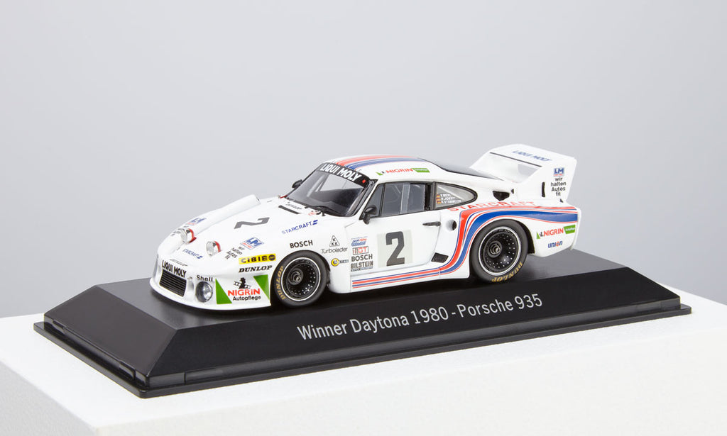 Porshce 935 1:43 Model Car - 1980 Daytona Winner