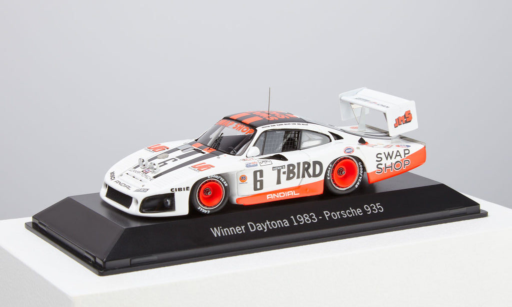 Porsche 935 #6 Winner of Daytona 1983 Model Car 1:43 Scale