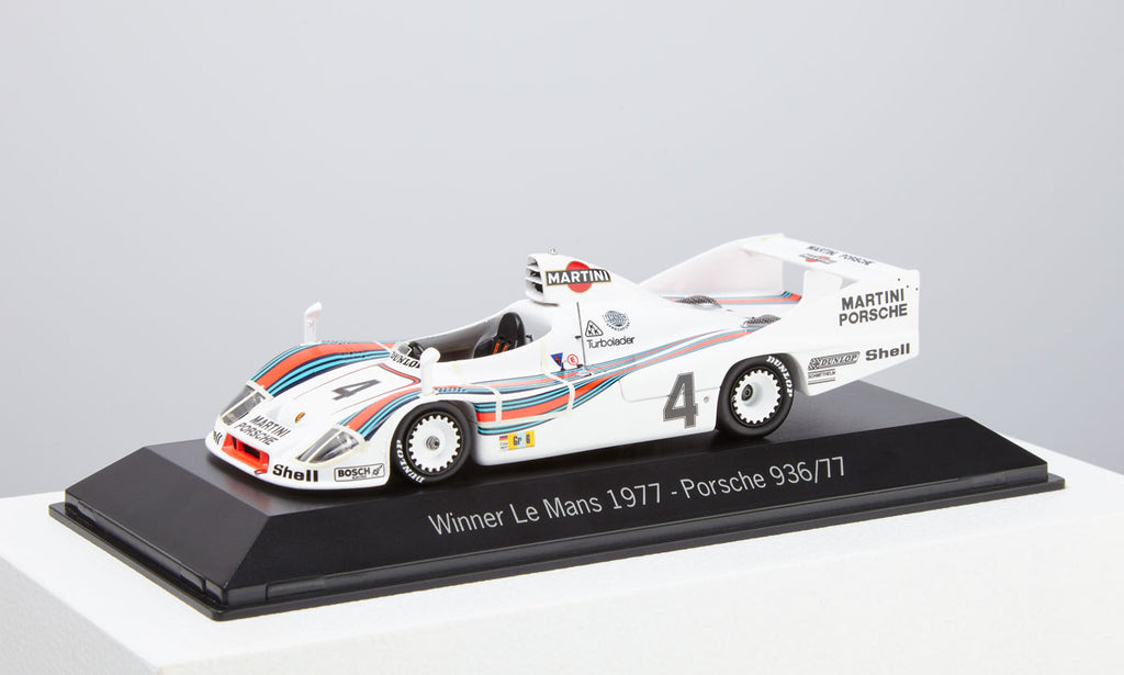 Porsche 936/77 #4 Winner of Le Mans 1977 Model Car 1:43 Scale