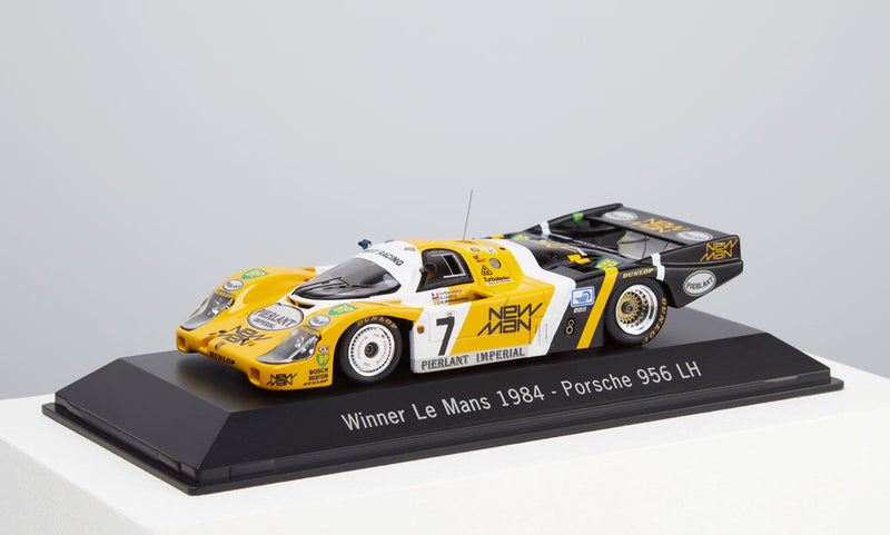 Porsche 956 LH 1:43 Model Car - 1984 Le Mans Winner