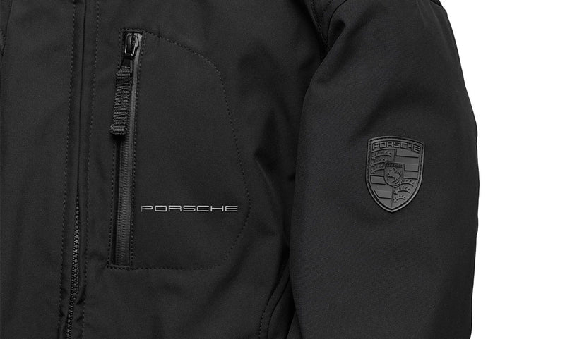 Porsche Driver's Selection Men's Soft Shell Jacket - Essential Collection