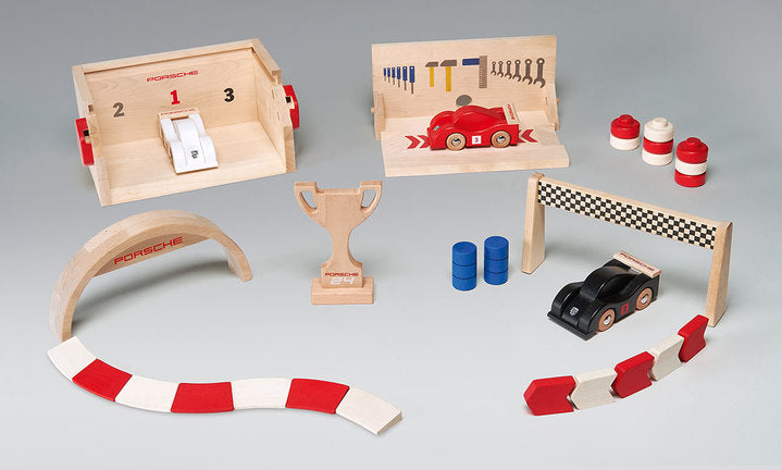 Porsche Driver's Selection Race Track Starter Set
