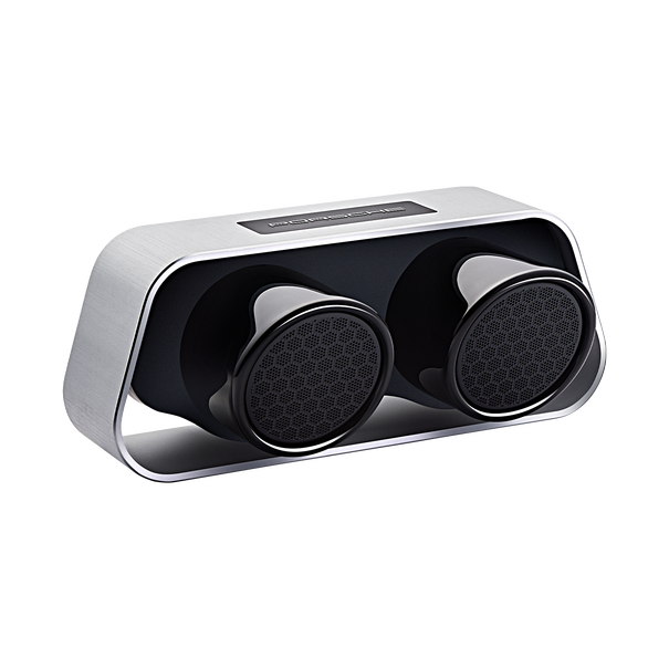 Porsche 911 Bluetooth Speaker Special Edition - Brushed Aluminum