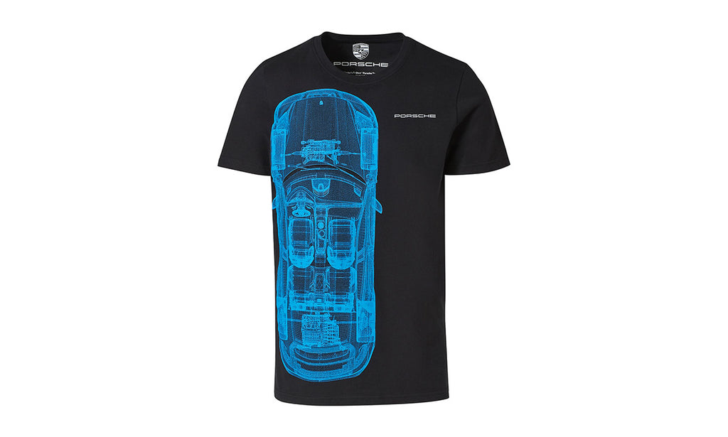 Porsche Driver's Selection Collector's T-shirt #16 Unisex- Taycan Collection