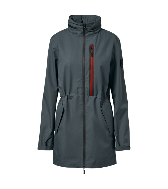 Porsche Driver's Selection Men's Unisex Parka- Urban Explorer