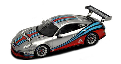 Porsche 911 GT3 Cup 1:43 Model Car - VIP - MARTINI Design