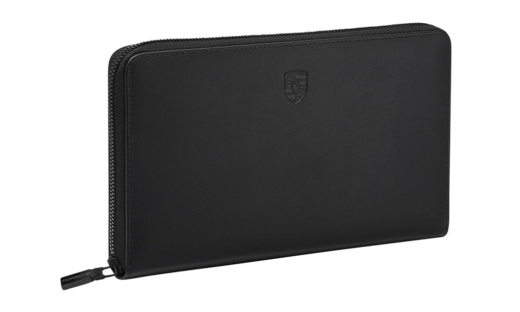 Porsche Driver's Selection Leather Wallet Organizer