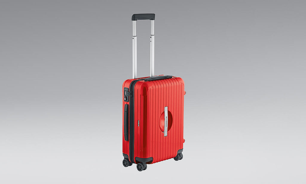 Porsche Driver's Selection PTS Mulitwheel® Ultralight Edition Luggage, Size M, by Rimowa