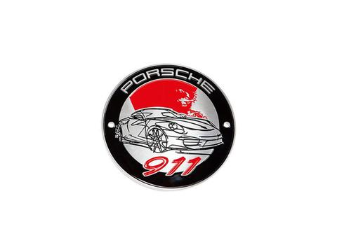 Porsche Driver's Selection Limited Edition Grille Badge - Classic Collection