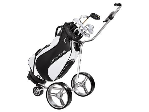 Porsche Driver's Selection Golf Trolley