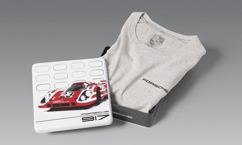 Porsche Driver's Selection Unisex Collector's T-shirt No.5 - 917 Salzburg
